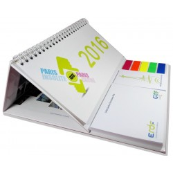 Calendrier de bureau Post-it Maxi a spirales